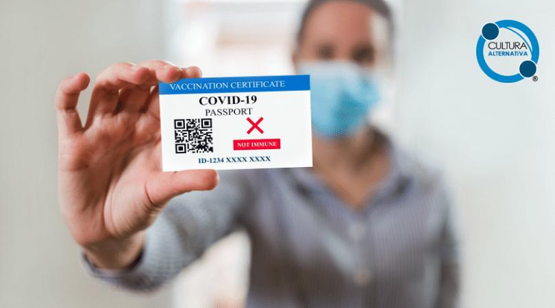 Passaporte sanitário de covid-19