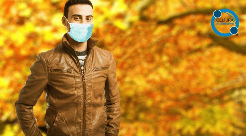 Outono e as doenças do trato respiratório