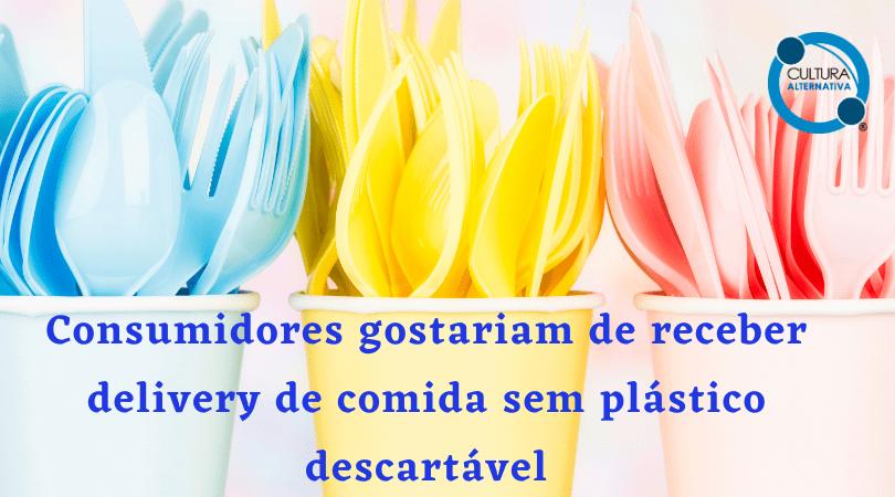 Plástico descartável
