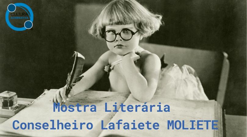 Mostra Literária Conselheiro Lafaiete MOLIETE
