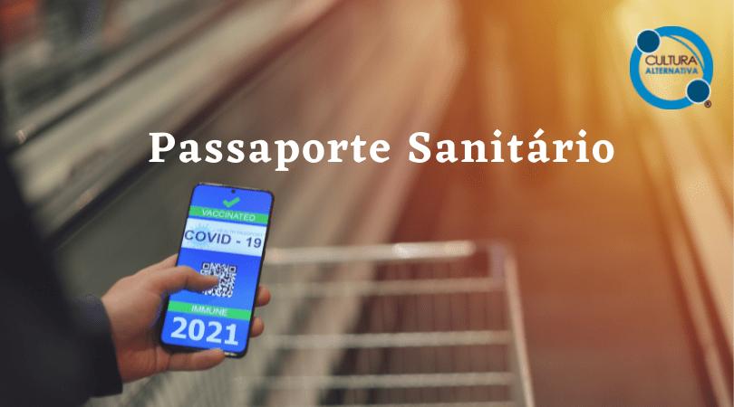 Passaporte Sanitário COVID19