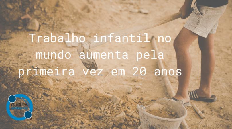 Trabalho infantil no mundo