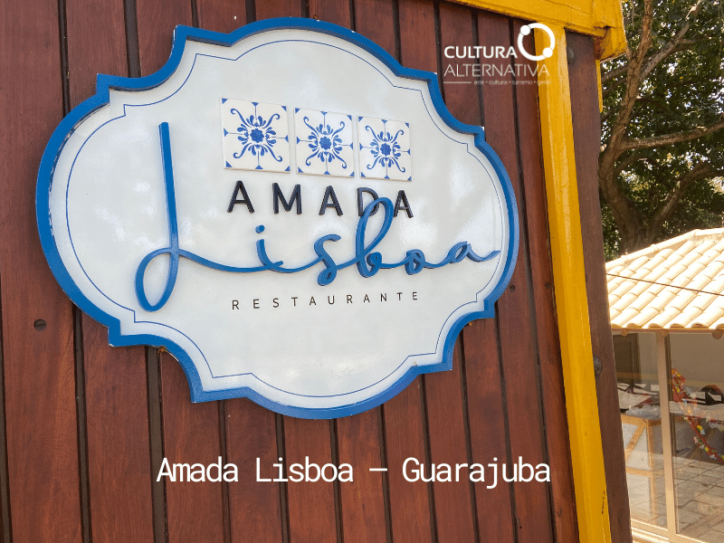 Amada Lisboa – Guarajuba - Cultura Alternativa