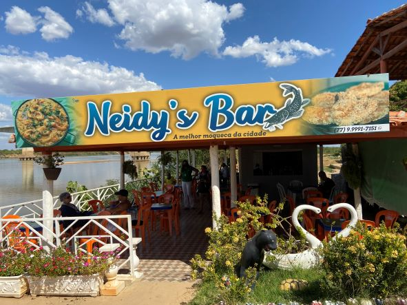 Neidy's Bar e restaurante - O Cultura Alternativa