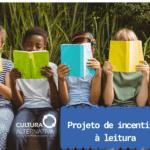 Projeto de incentivo à leitura - Cultura Alternativa