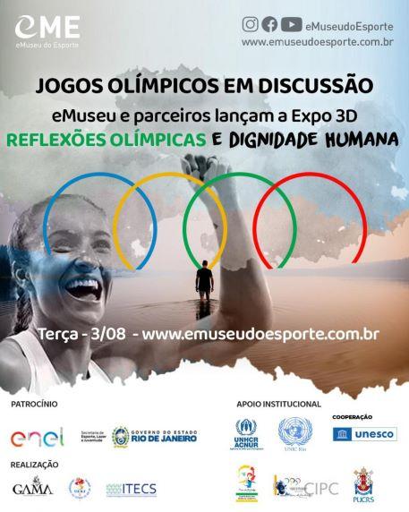 """""""Reflexões Olímpicas e Dignidade Humana"""" - Cultura Alternativa"""