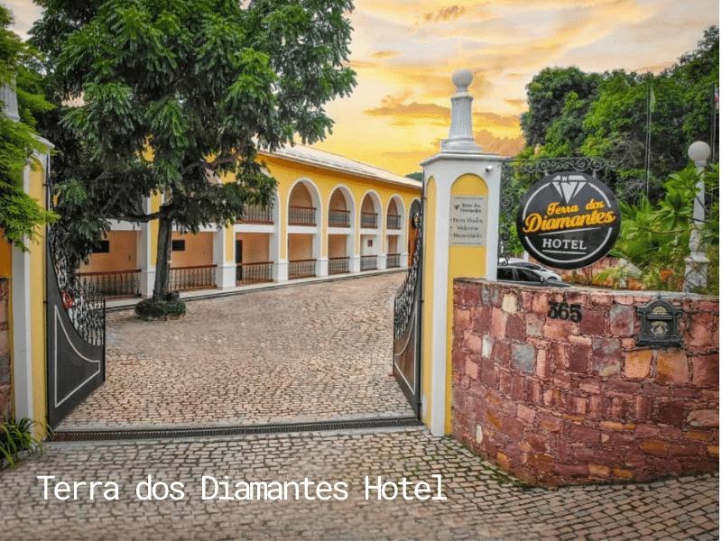 Terra dos Diamantes Hotel - Cultura Alternativa