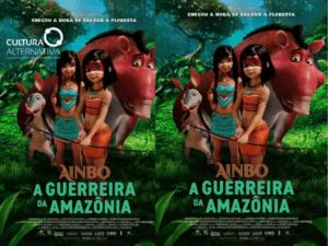 Ainbo A Guerreira da Amazônia - CULTURA ALTERNATIVA