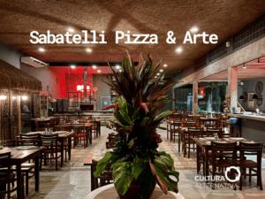Sabatelli Pizza & Arte - Cultura Alternativa