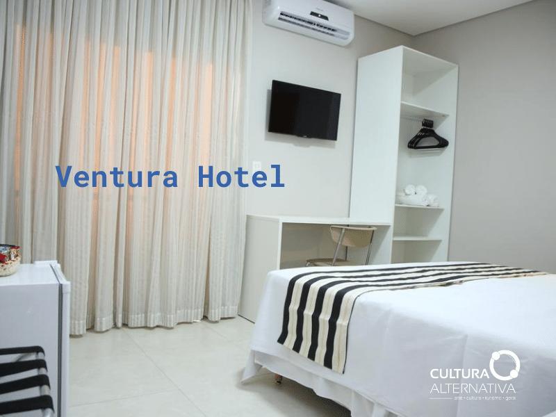 Ventura Hotel - Cultura Alternativa