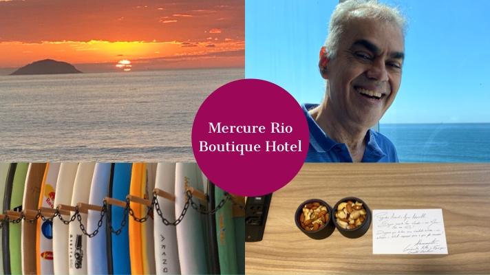 Mercure Rio Boutique Hotel em Copacabana - Cultura Alternativa