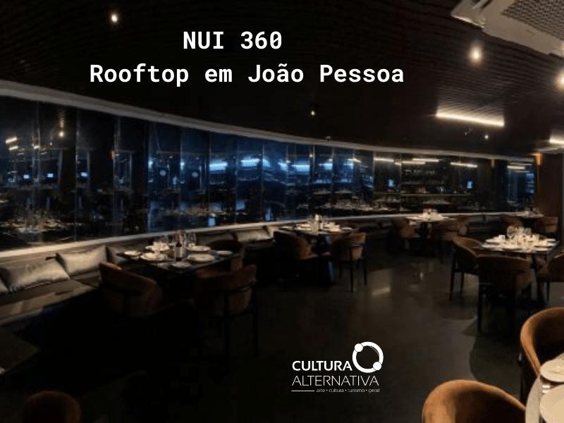 NUI 360 - Rooftop em João Pessoa
