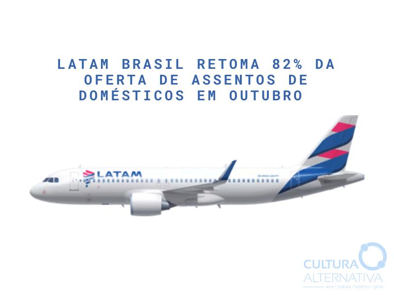 Voos pela LATAM Brasil - Cultura Alternativa